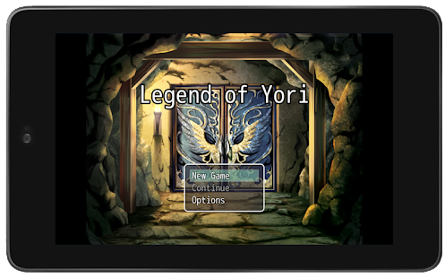 The Legend Of Yori Screenshot