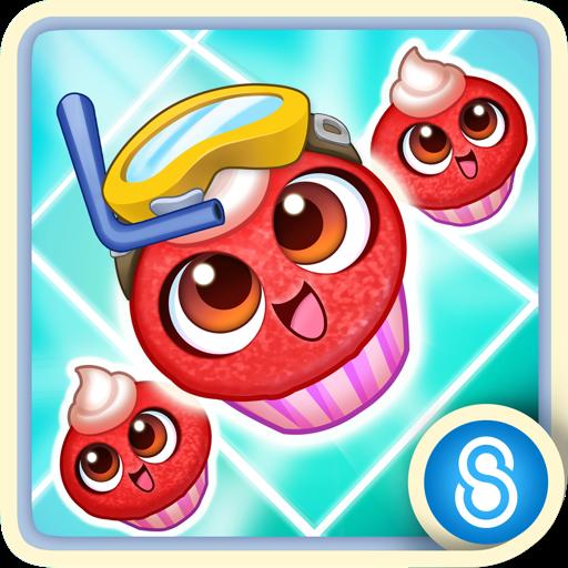 Cupcake Mania: Galapagos 街機 App LOGO-APP開箱王