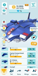 Idle Robots Mod Apk Download For Android and Iphone 7