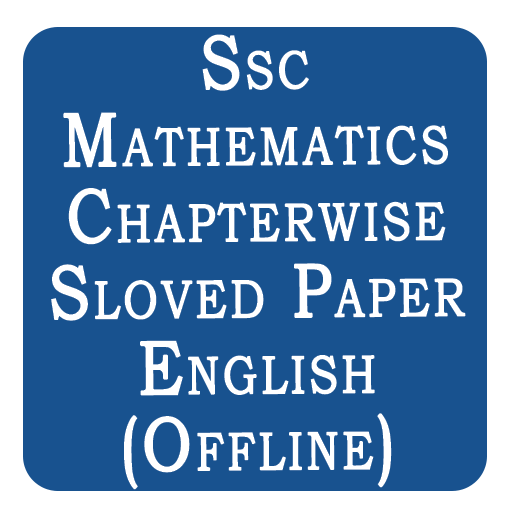 SSC Mathematics Chapterwise Solved Paper 1999-17 Android APK Download Free By Devotionalappszone
