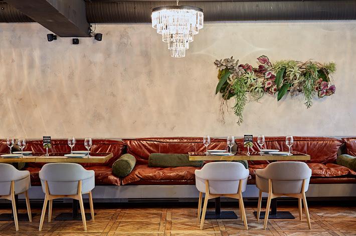 Фото №7 зала Ресторан «На Мосфильмовской»