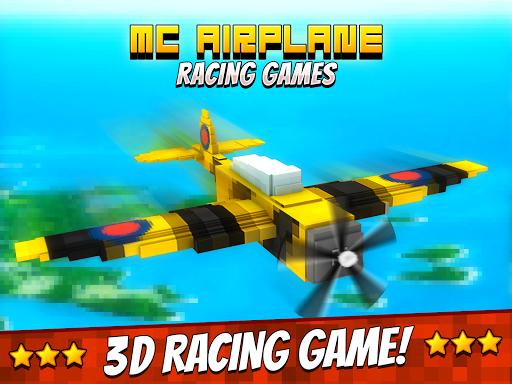 MC Airplane Racing Games 1.0.0 screenshots 6