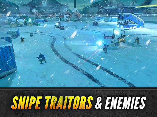 Sniper Fury: Online 3D FPS & Sniper Shooter Game 5.1.3a Mod screenshots 3