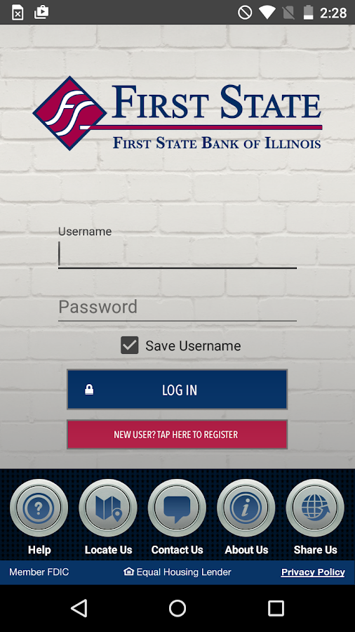 First State Bank Of Illinois Android Apps On Google Play