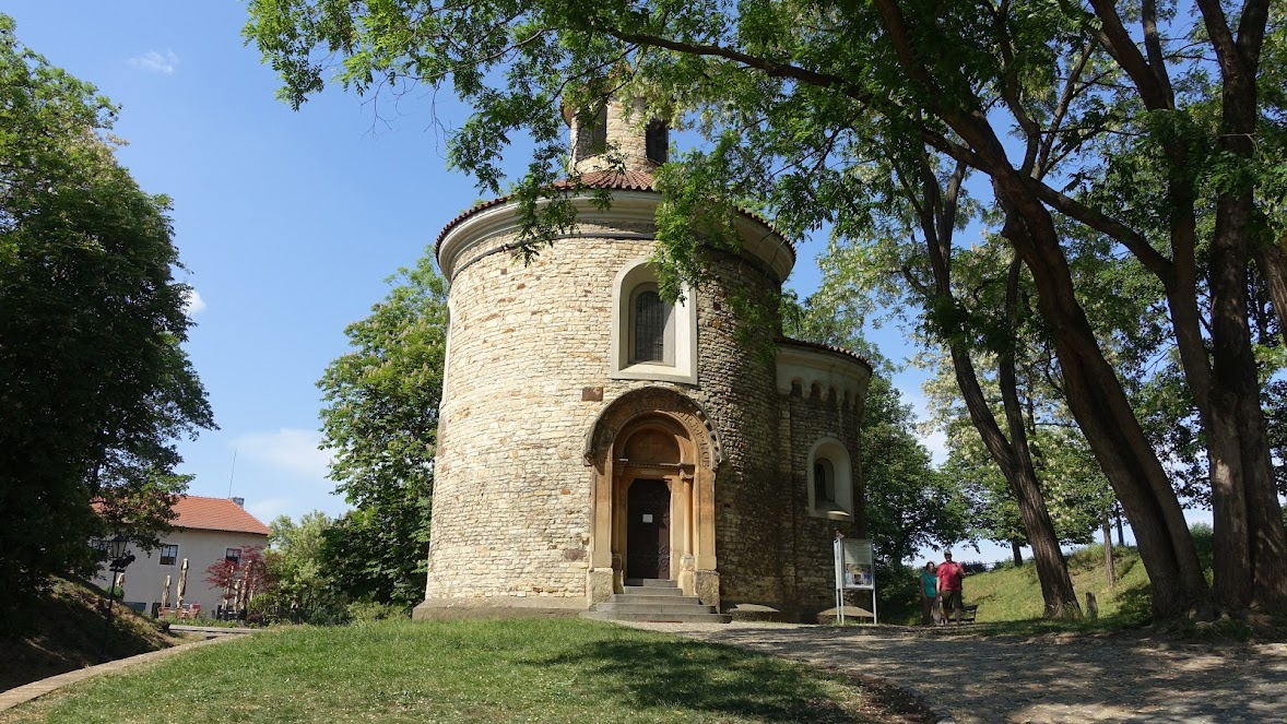 Rotunda svatého Martina