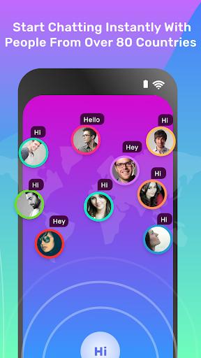 Free Random Chat & Meet new People - Stranger Chat screenshot 4