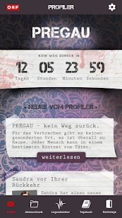 Pregau Profiler & Lügendetekt.- screenshot thumbnail