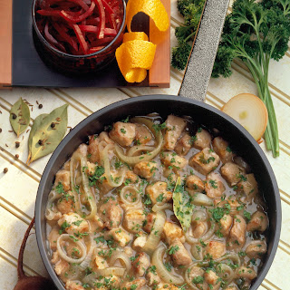 Milwaukee Pork Stew Recipe