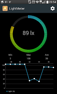 Lux Meter (Light Meter)- screenshot thumbnail