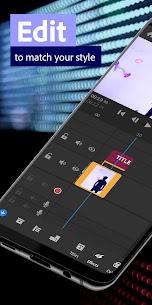 Adobe Premiere Rush — Video Editor 1.5.24.606 APK + MOD Download 2