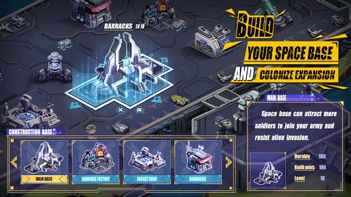 Télécharger gratuit Star Battle Colonization- Star Wars, Strategy Game APK MOD 2