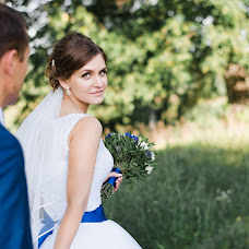 Wedding photographer Anastasiya Smirnova (posia93). Photo of 08.10.2018