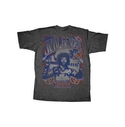 T-Shirt - Experience Grå
