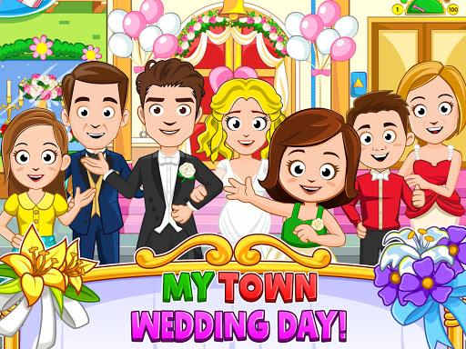 My Town : Wedding Bride Game for Girls apkdebit screenshots 16