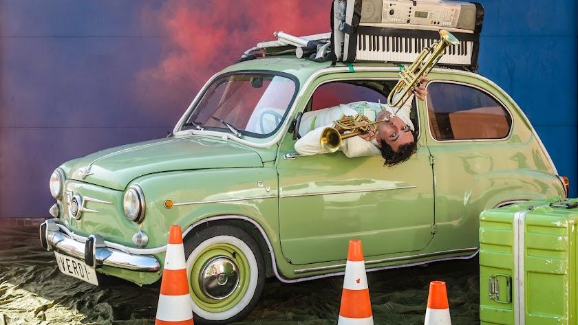 Carman de Javier Ariza en el circuito de Teatro Verano 2021.