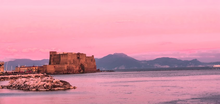 pink tramoto  di g.de.f
