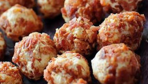 Bacon Cheese Balls (sallye) Recipe