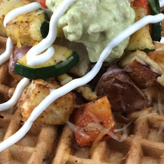 Southwest Dinner Waffle