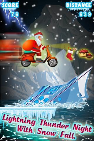 Run At North Pole 1.2 screenshots 4