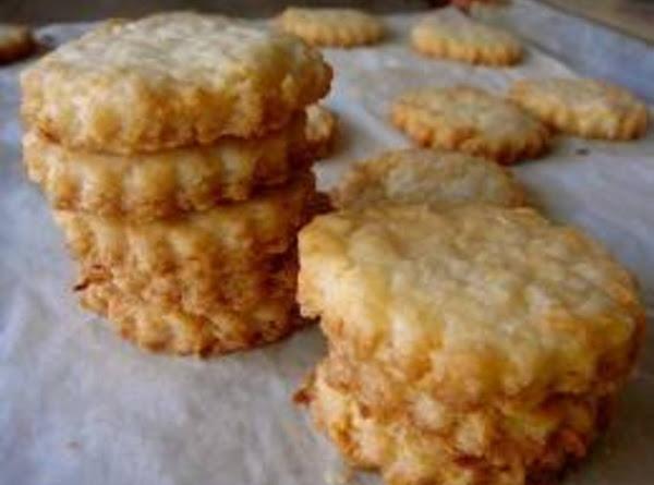 Orange Crunchies Recipe