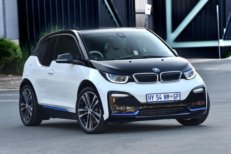 BMW Electric Car >> A Sporty Upgrade For Bmw S Electric Car