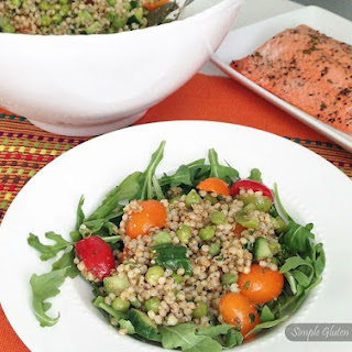 The Hearty Summer salad