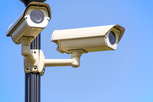 Caméra de sécurité et vision nocturne