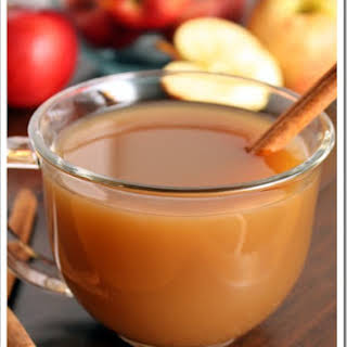 Mulled Apple Cider.