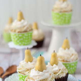 Pear Cupcakes Recipes