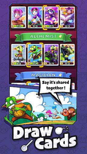 Code Triche TD: Merge Alliance mod apk screenshots 3