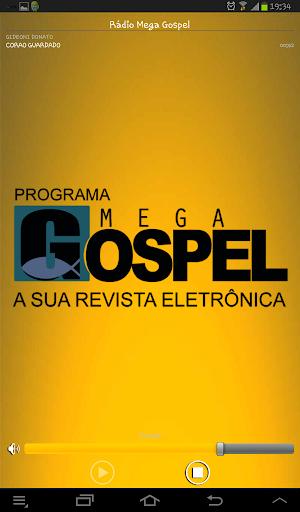 Programa Mega Gospel