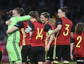 Les Belgian Red Flames battent l'Estonie 6-0