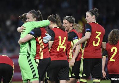 Il y a encore du travail à faire : le foot féminin reçoit  le soutien de VTM