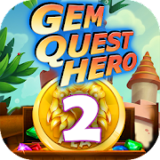 Gem Quest Hero 2 MOD APK 1.0.6 (Unlimited Money)