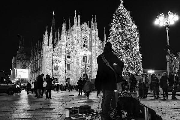 Bring on the night di Paolo Zanoni
