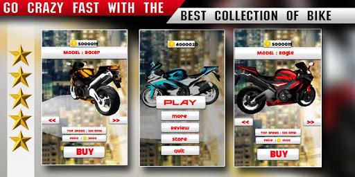 Moto GT Traffic Rider 3D
