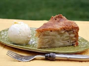 Cinnamon-Apple Pie Cake