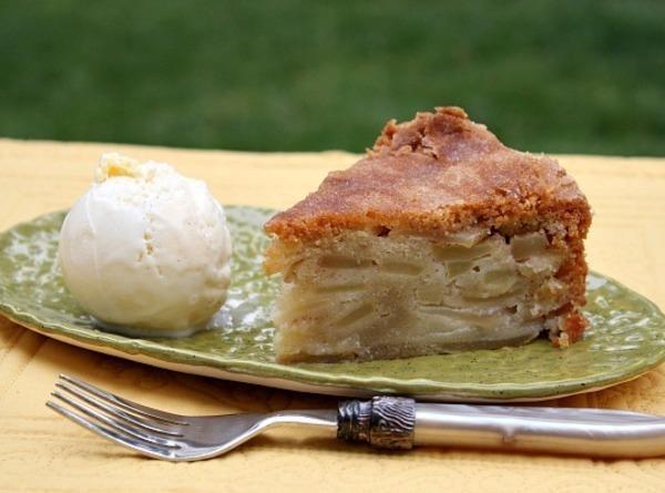 Cinnamon-apple Pie Cake Recipe