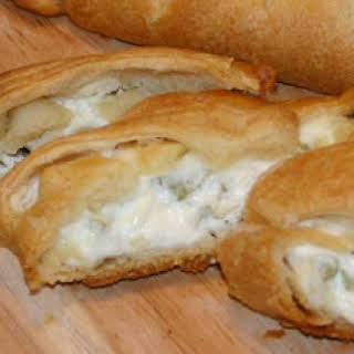 Sausage Cream Cheese Crescents - aka - GIKLES.