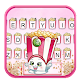 Cute Popcorn Keyboard Theme APK