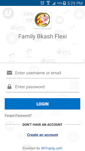 Family Bkash Flexi