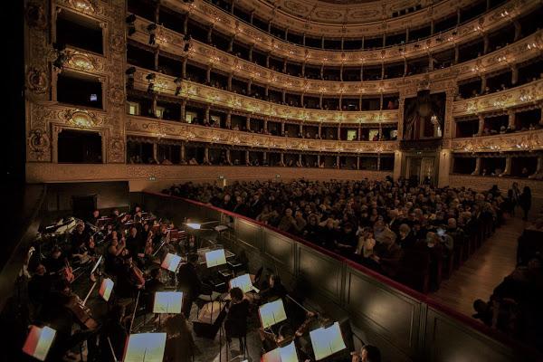 teatro regio di Parma di Lucabanchini
