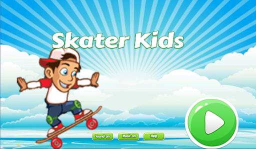 Skater Kid Skater Boy