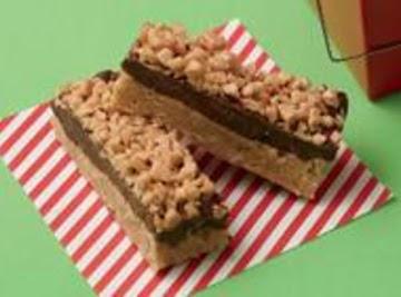 Peanut Butter Toffee Bars Recipe