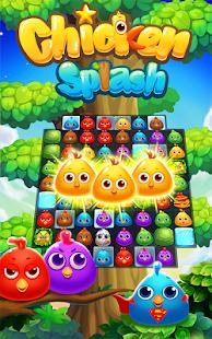 Chicken Splash – Match 3 Game 7