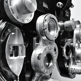 Optometry Gear by Nicolas Los Baños - Instagram & Mobile iPhone ( tools, technology, medical, optometry, machine, lens, doctor,  )