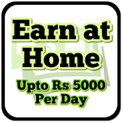 App Earn @ Home : घर बैठे कमाएं (Upto Rs. 5000) Proof APK for Windows Phone