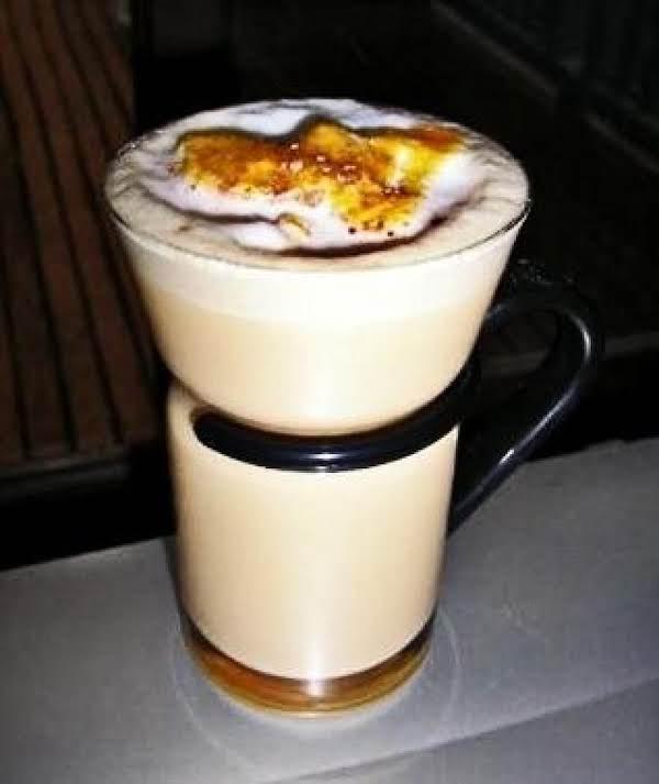 Banana Nut Toffee Latte Recipe