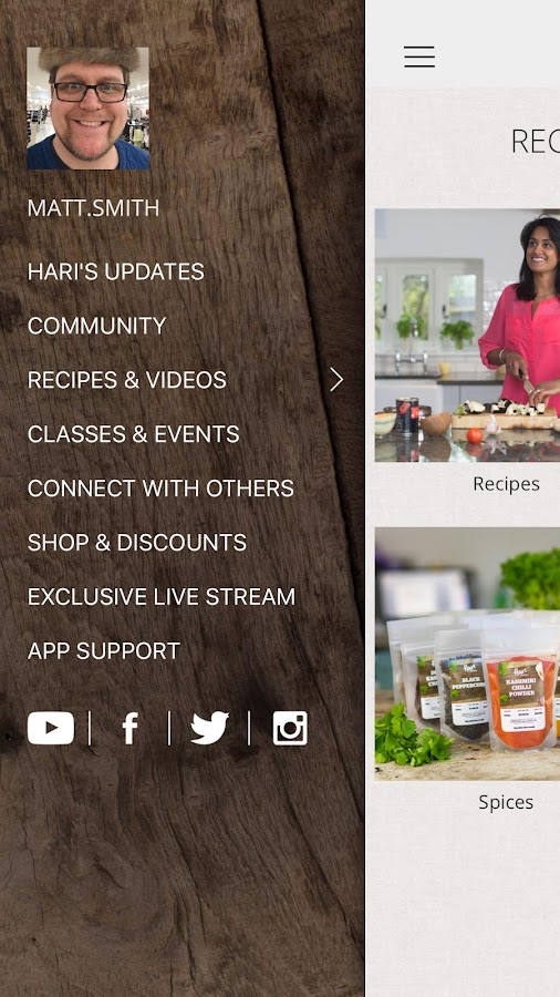Hari Ghotra – Indian Recipes- screenshot