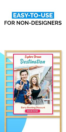 Poster Maker Flyer Maker Graphic Design App 28.0 Apk for Android 4